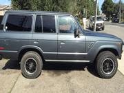 1988 Toyota 4.0L 3FE Toyota Land Cruiser 4 DOOR