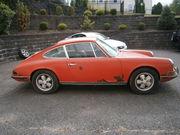 1969 Porsche 911 911E